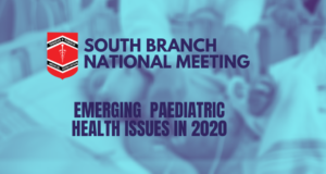 South Branch October National Meeting